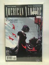 American Vampire #30 VF+ 1st Print Vertigo Comics
