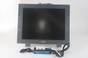 Wacom Dtz-2100 / G Cintiq 21UX Écran Tactile LCD Graphique Affichage Moniteur