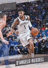 D'Angelo Russell 2017-18 Panini Prestige Basketball Trading Card, #82