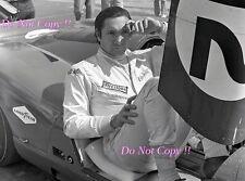 Pedro Rodriguez Nart Ferrari 312 P Bridgehampton Can Am 1969 Photograph 1