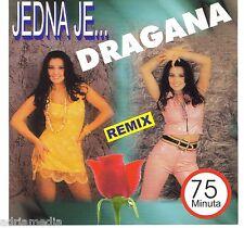 Jedna je DRAGANA MIRKOVIC CD Remix Sedmi dan Folk Hit Narodna Best Srbija Bosna
