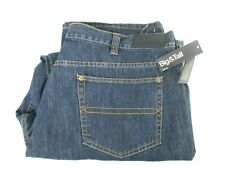 Concepts By Claiborne Big & Tall Straight Leg Denim Jeans Sz 46x32