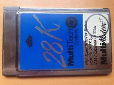 Multi mobile MODEM PC CARD 28.8k - sistemi MULTITECH