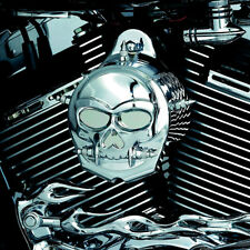 Kuryakyn 7719 Zombie Infinity Horn Cover for 1992-2016 Harley Big Twin & Cowbell