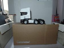 Cararama oxford CR026 scania échelle 1/50 cab concessionnaire blanc pour votre code 3