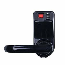 Adel Biometric Fingerprint Keyless Keypad Password Door Lock Left Right Handle
