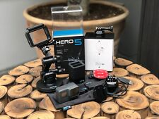 GoPro Hero 5 Black + many Extras - Suction Cup - Batteries - Great Condition!