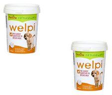 Petlife Welpi 250 G ACCESSORI BOX dog puppy formula whelpi, latte in polvere