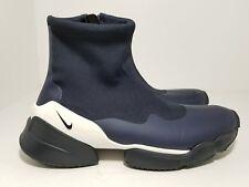 Nike Women's Fall Sample Navy Blue White Shoes 916810-400 Size 7