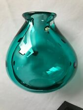 Studio Hand-Crafted Glass Vase