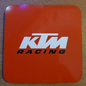 KTM coaster custom design
