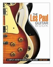 Tony Bacon The Les Paul Guitar Book Learn to Play Guitar Music Book
