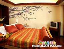 """Wall Decor Decal Sticker Mural Removable X Large size Corner Top Branch 100""""W"""
