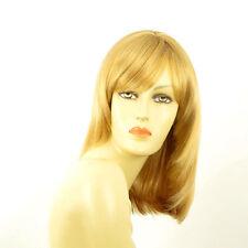 Perruque femme mi-longue blond clair doré TAMARA LG26