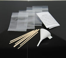 Small Plastic Funnel Kit to Fill Cremation Urn Jewelry, Urn Rings, Pendants