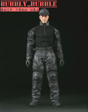 1/6 Camouflage Soldier Combat Set For Phicen Hot Toys Male Figure SHIP FROM USA