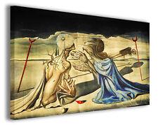 Quadri famosi Salvador Dali' vol VI Stampa su tela arredo moderno arte design