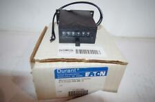 EATON CORP. DURANT  MINIATURE ELECTRIC COUNTER  # 6-Y-41322-406-ME-Q  NEW!