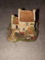 Vintage 1990 Lilliput Lane Ltd Runswick House Miniature Cottage