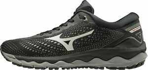 Mizuno Wave Sky 3 Womens Running Shoes - Black