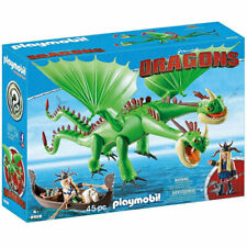 Playmobil Twins with Barf and Belch 9458