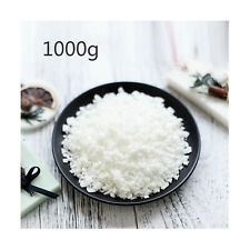 1Kg Soy wax Soya Wax Flakes 100% Pure, Clean Burning, No Soot, Natural Soy Wax
