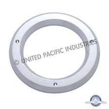 """Chrome Plastic Bezel for Grommet Mounted Light 4"""" without Visor UPI 10484"""