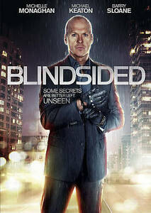 Blindsided (DVD, 2013, WS) Michelle Monaghan, Michael Keaton