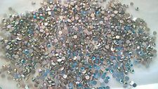 S414—20 Gross Vintage Czech SS6 Crystal AB Hot Fix Rhinestones—SWEET!