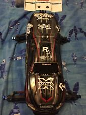 TRAXXAS E-REVO  Upgraded  Roller
