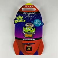 Disney Pixar Toy Story WALLE Wall-E Alien Remix Pin LE - Series  3 of 6