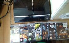 Ps3 Playstation 3 160 gb   + 7 giochi