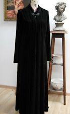 Cape manteau velours gothique