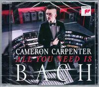 Cameron CARPENTER: ALL YOU NEED IS BACH Trio Sonata French Suite 5 Passacaglia