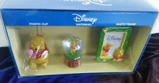 Disney Winnie The Pooh: Photo Clip, Waterball,Photo Frame NIB