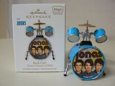 Hallmark Ornament 2010 ROCK OUT! Disney Channel's Jonas Band Magic with Sound