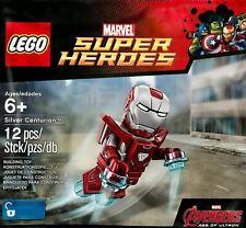 LEGO Silver Centurion (5002946) * NEW, SEALED * Marvel Superheroes
