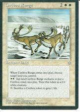 MAGIC THE GATHERING ICE AGE WHITE CARIBOU RANGE