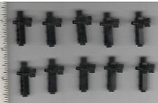Star Wars LEGO x 10 Black Minifig, Utensil Camera with Side Sight (Space Gun)