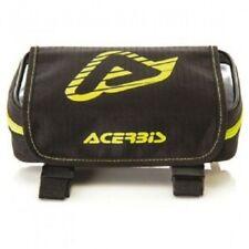 Acerbis Motorrad Enduro Werkzeugtasche hinten schwarz / FLUO gelb