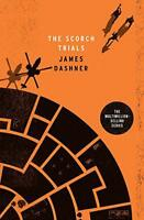 The Scorch Trials (Maze Runner Series) by James Dashner, NEW Book, FREE & FAST D