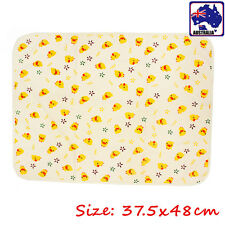 Baby Infant Urinal Pad Cover Mat 37.5x48cm Waterproof Reusable Diaper BBIBS 4074