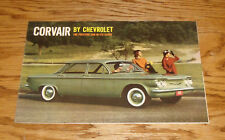 Original 1960 Chevrolet Corvair Sales Brochure 60 Chevy 700