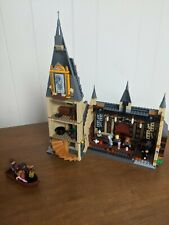 Lego Hogwarts Great Hall Harry Potter Tm (75954) - All Minifigs Included