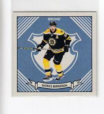16/17 OPC Boston Bruins Patrice Bergeron V Series C card #S-22