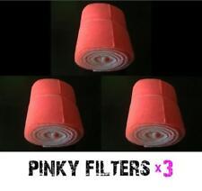 Pinky Aquarium Filters - Large (3-Pack)
