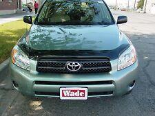 Bug Shield & Tape-On Deflectors for a 2006 - 2012 Toyota Rav-4