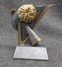 cheerleading victory trophy resin Vl460