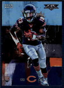2015 Fire Rookies Silver #12 Kevin White NM-MT RC Rookie Bears    ID:154568