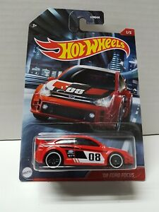Hot Wheels 08 Ford Focus Brand New
